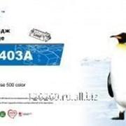 Тонер-картридж G&G пурпурный для HP LaserJet Enterprise 500 color M551 6000стр фото