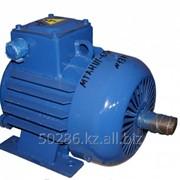 Электродвигатель с фазным ротором МТН511-8 фото