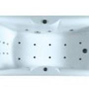 Акриловая ванна ФЕНИКС 150х75 с экраном АКВАТЕК фото