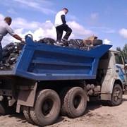 Вывоз строительного мусора КамАЗ в Нижнем Новгород фото