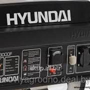 Инверторный бензогенератор Hyundai HY2000SI, 4,9л.с., 2,2кВт., фото