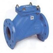 Клапан обратный канализационный DN 250 фото