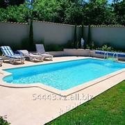 Строительство бассейнов любой сложности , химия для бассейна , аксессуары фото