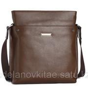Мужской кожаный портфель M0042 фото