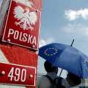 Туристическая виза в Польшу фото