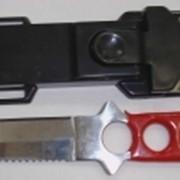 Нож для подводной охоты №6 фото