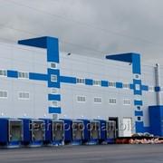 Строительство современных складов класса А, А+, В, В+ и ТЛЦ фото