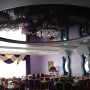 Установка натяжных потолков Ровно фото