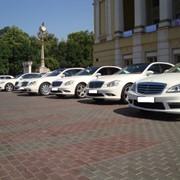 Аренда, прокат автомобилей с водителем, Мерседесы S класса и джипы Lexus LX-470 с водителем фото
