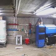 Услуга монтажа и установкиа радиаторов фото