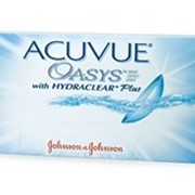 Линзы контактные Johnson&Johnson Acuvue Oasys фото