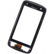 Тачскрин (сенсорное стекло) для Nokia C6-01 black/silver orig фото