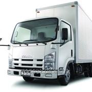 Автомобиль грузовой Isuzu NMR 85 L, грузоподъёмность 5,2 т фото