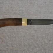 Нож из дамасской стали №66 фото