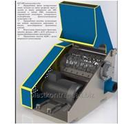 Дробилка шредер для пластмасс SLP600 фото