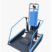 Мобильный лестничный подъемник Барс - 01 фото