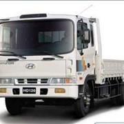 Автомобили грузовые с бортовой платфомой Hyundai HD120 фото