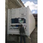 Рефрижераторный контейнер: техническое обслуживание фото