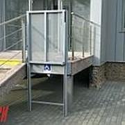 Вертикальная подъемная платформа для инвалидов в Нижнем Новгороде фото