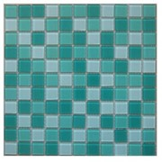 Мозаика стеклянная Mіх 060 4х25х300 фото