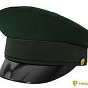 Фуражка офисная RipStop зеленая фото