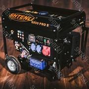 Генератор бензиновый Shtenli Pro S 8900, 6,5 кВт с электростартером фото