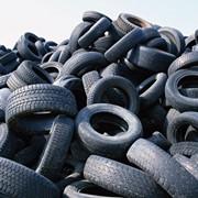 Утилизация шин и покрышек фото