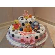 Тортик для детей фото