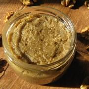 Перетираем орехи и семена в пасту фото