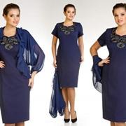 Платье женское. Модель: 1187, размеры: 50-54 фото