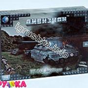 Конструктор пластиковый армия дивизион танк пт-сау 03-t7853r фото