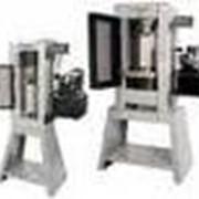 Машины и приборы для измерения усилий и деформации фото