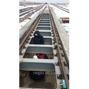 Строительство железнодорожных и автомобильных весов фото