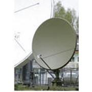Антенны земных станций спутниковой связи фото