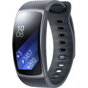 Фитнес-трекер Samsung Gear Fit 2 (SM-R3600DAASEK) Dark Gray фото