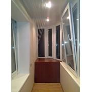 Ремонт,остекление,отделка,утепление балконов и лоджий фото