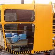 Кабина крановая унифицированная. фото