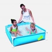 Детский сборный бассейн фото