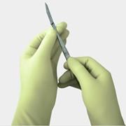 Перчатки рентгенозащитные стерильные фото