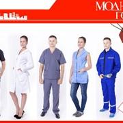 Спецодежда и рабочая униформа фото
