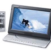 DVD проигрыватель портативный Panasonic DVD-LX110 фото