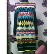 Вязаное платье. Вязание одежды. Вязание одежды Киев по хорошим ценам фото