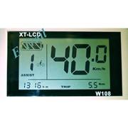 Электронный XT - LCD дисплей для электровелосипеда фото