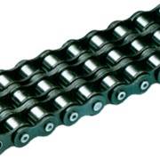 Цепи приводные роликовые трехрядные B3 ISO 606 фото