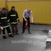 """Курс """"Пожарная безопасность"""" фото"""
