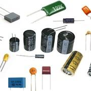 Конденсаторы электролитические фотография