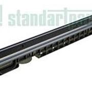 Лоток водоотводный PolyMax Basic ЛВ-10.15.08-ПП пластиковый 8010 фото