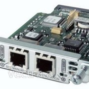 Модуль Cisco Two-Port Voice Interface Card- FXS and DID (VIC3-2FXS/DID=) фото