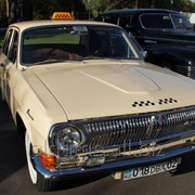 Аренда автомобиля ГАЗ 24 Волга -такси 1973 г. фото