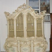 Сервант silik -барокко фото